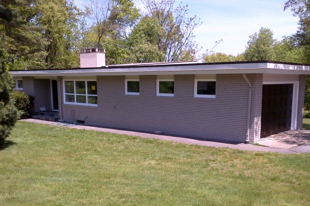 Living Life With Lupus Exterior Painting Painted Brick With Behr Brick Paint